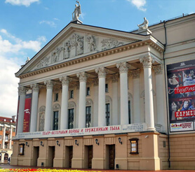 Театр оперы и балета в Казани: как добраться, режим работы и репертуар