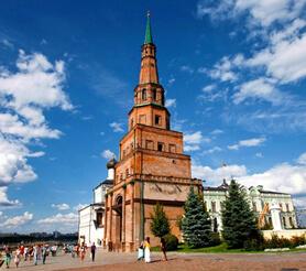 Казанская башня Сююмбике: как добраться, история и фото