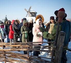 Захватывающая программа в Казани «Деревня татарских сказок Габдуллы Тукая»