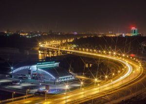 Экскурсия «Огни Казани» по ночной Казани – яркие места ночного города