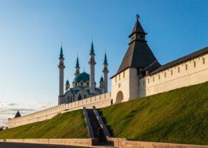 Обзорная автобусная экскурсия по Казани