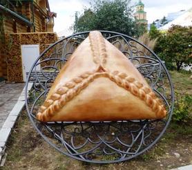 Памятник Эчпочмак в Казани: история, фото и адрес.